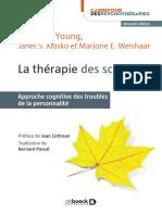 La Thérapie Des Schémas Young