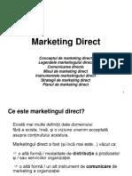 Mk Direct-note de Curs