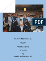 Failure Festival 1.0 KP