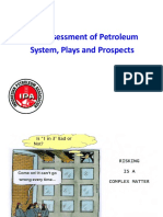 Risk Assessment of Petroleum System, Plays, Prospects_2