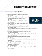 WORLD HISTORY REVIEWER