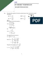 Circuit Thory 78 Mcq PDF