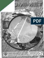Interpretación aeromagnética, Zihuatanejo, 1999, Javier Lara, Geomimet