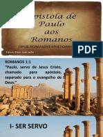 Sermão I - Aos Romanos