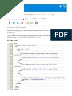 Text Box Validation in ASP Net Using Java Script