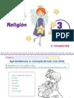 Religión 3 Añitos
