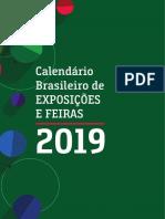 Calendario de exposições publicas