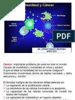 Inmunologia Del Cancer 2017