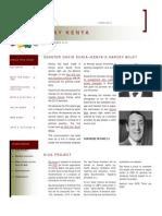 Gay Kenya Newsletter Nov 2010