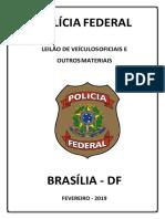 revista leilão