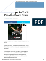6 Study Tips So You'll Pass the Board Exam - PRC GOV_ Board Exam Results & Passers.pdf