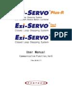 UserManual(EziSERVO PlusR)_Communication Function_Ver6 (Eng)