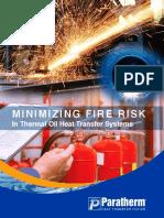 Minimizing fire risks - Paratherm