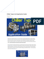Chiller Types and Application Guide - The Engineering Mindset