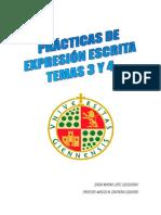 Prácticas escrita Temas 3 y 4
