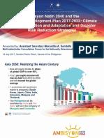 4 PDP and Ambisyon 2040 NDC v1