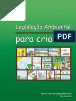 Livro Legislação Ambiental Para Crianças