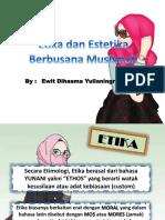 Etika Dan Estetika Berbusana