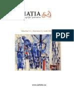 PALIATIA Vol11 Nr3 Iulie2018 Ro