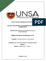 Yesi Elizabeth Tancayllo Pauccara_Metodos Estadisticos_Ing. Durand_EJERCICIOS de APLICAION DEL C.D.A