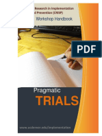 Pragmatic Trials Work Book