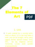 Elements of Arts