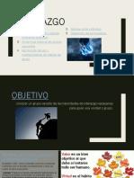 Diapositivas sobre Liderazgo