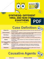 SYNTHESIS viral exanthems.pptx