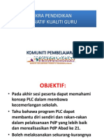 Kaedah Pelaksanaan PLC
