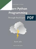 Learnpython Sample