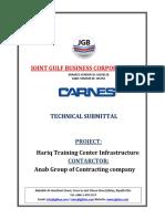 Technical Submittal- HARIQ TRAINING CENTRE (1).pdf