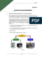 PRINCIPIOS ELECTROQUIMICA