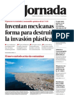 La jornada DOMINGO 7 DE JULIO DE 2019