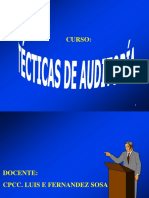 Tecnicas de Auditoriafinanciera-2016
