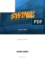 Swing More! Quick Start