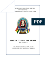 Trabajo Final Especialidad