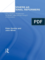 Philosophers as Educational Reformers (International Library of the Philosophy of Education Volume 10)_ The Influence of Idealism on British Educational Thought ( PDFDrive.com ).pdf