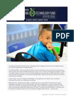 Blended Learning Concept Paper 2018