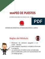 SERVIR Exposicion Mapeo de Puestos