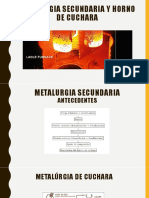 Metalurgia Secundaria