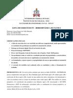 Hidrodinâmica I - Lista 03.pdf