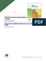 Prospectiva Medioambiental OCDE Para2030