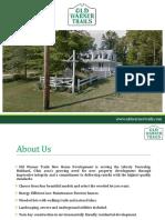 Turn Key Construction With Financing | Oldwarnertrails.com