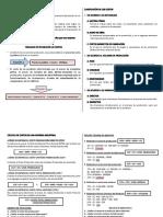 Ficha Informativa Costos y Presupuestos