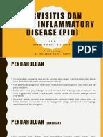 Servisitis Dan Pelvic Inflammatory Disease (Pid)