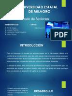 Diapositiva de Mercado de Acciones