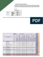 Valoración de Impactos Ambientales. Matrizdocx