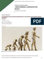 Os fósseis que desvendam o mistério do bipedismo humano - Nexo Jornal.pdf