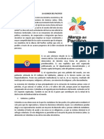 Cultura y Economía Reg América Primera Entrega (Español) - Investigación General