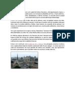 ciudad de Poitiers y Aquisgran